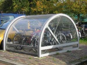 Consigna de bicicletas múltiple