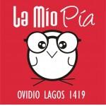 Logo Óptica La Mío Pía