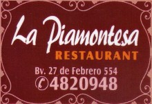 Restaurante La Piamontesa