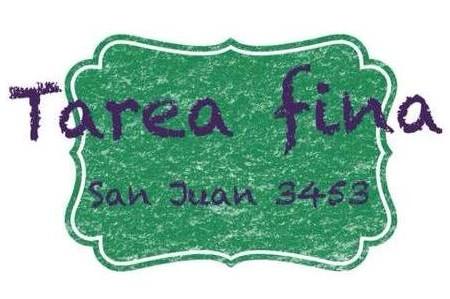 Logo de Tarea Fina